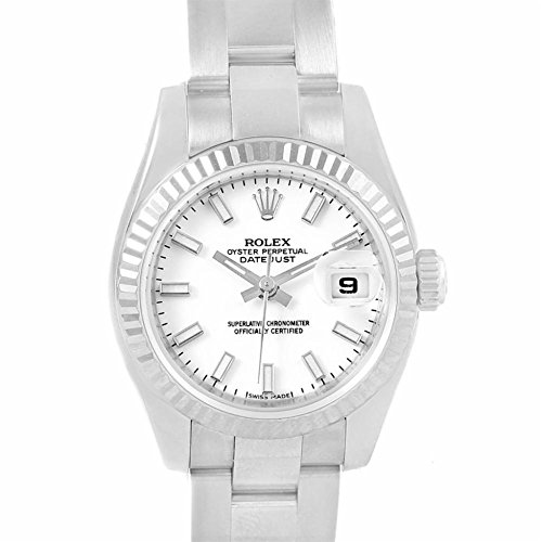 Rolex Datejust Automatic-self-Wind Female Watch 179174 (Certified -