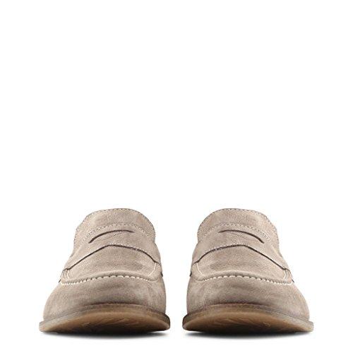 Barato Recomiendan Made in Italia - LAPO Mocassini Di Penny Scivolare Su Scarpe Da Uomo Grigio El Más Barato En Línea nNnFcwV