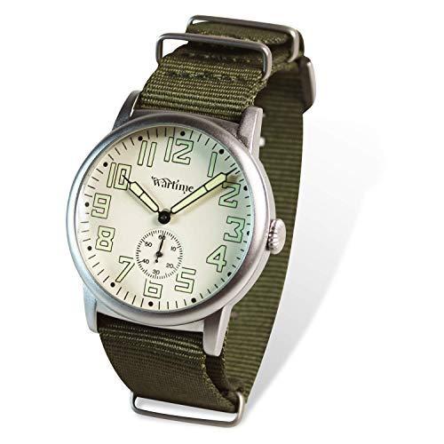 Bombardierréplica Los Reloj Wartime Usaf Histórica De wknO80P