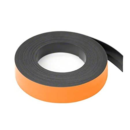 Magnet Expert/® Green 19mm wide x 0.76mm thick Magnetic Gridding Tape 5 Metre Length