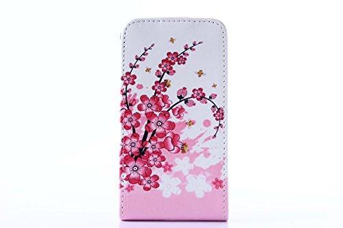 P715 case,LG II Case,Ezydigital Carryberry Case for P710,PU Leather Printed Side Flip for LG Optimus L7 2 DUAL P715