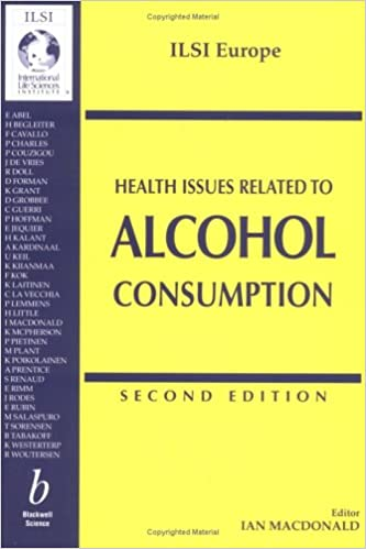 Book Health Issues Related to Alcohol Consumption