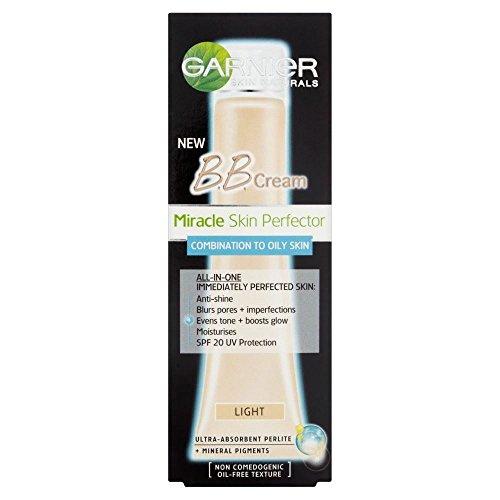 Garnier BB Miracle Skin Perfector Oil Free - Light  - Pack o