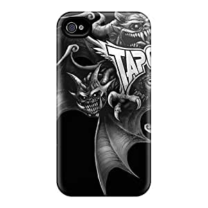 SherieHallborg Iphone 6plus Scratch Resistant Hard Phone Covers Provide Private Custom Beautiful Tapout Pattern [PLp6334GPSc]