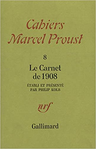Works In French Marcel Proust 1871 1922 Research