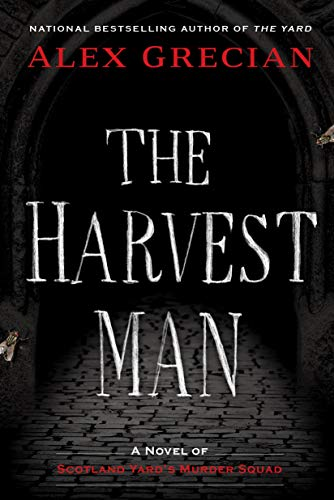 The Harvest Man (Scotland Yard's Murder Squad Book 4)
