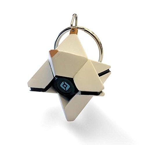 Destiny Official 2 3D Ghost Key Chain/Keyring: Amazon.es ...