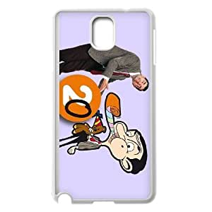 samsung galaxy note3 White Mr Bean phone case cell phone cases&Gift Holiday&Christmas Gifts NVFL7N8826706
