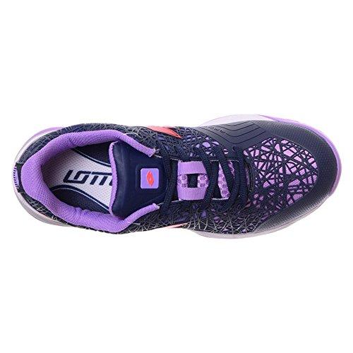 Lotto Viper Ultra II Alr W, Zapatillas de Tenis Para Mujer Morado (Vio Dgt / Crl Div)