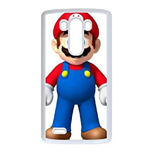 LG G3 White Super Mario Bros phone cases protectivefashion cell phone cases HYQT5763948