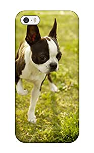 ZippyDoritEduard Fashion Protective Boston Terrier Dog Case Cover For Iphone 5/5s