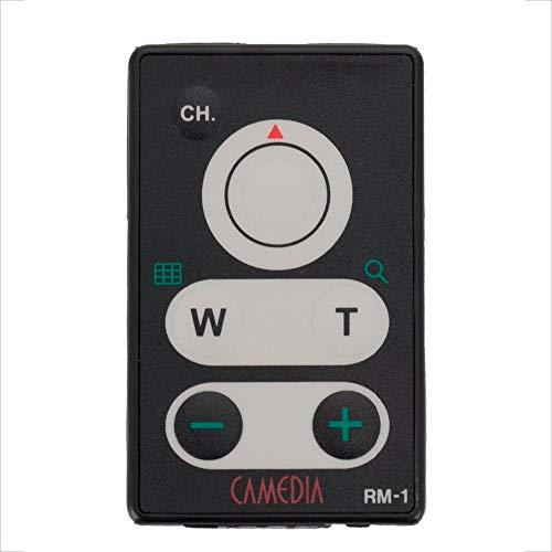 Calvas New RM-1 Remote Control fit for Olymplus Camedia Digital Camera E-1 E-10 E-20 E-300 E-500 C-770 C-765 C-750 C-740 Ultra Zoom