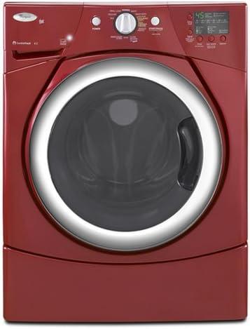 Whirlpool MWFW9250WR Independiente Carga frontal 12kg 1200RPM Rojo ...