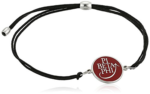 - Alex and Ani Kindred Cord, Pi Beta Phi, Sterling Silver Bracelet