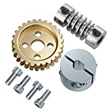 27:1 Worm Gear Set