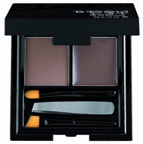 Sleek Makeup Brow Kit Dark 3.8 g, 1er Pack (1 x 4 g)