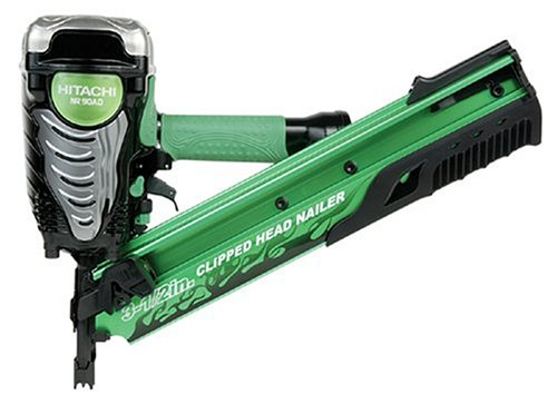 Hitachi NR90AD Clipped Head 2-Inch to 3-1/2-Inch Framing Nailer  (Discontinued by Manufacturer)