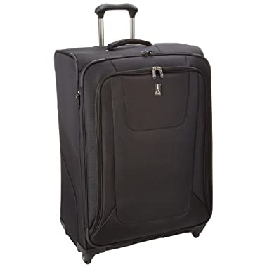 Travelpro Luggage Maxlite3 29 Inch Expandable Spinner, Black, One Size