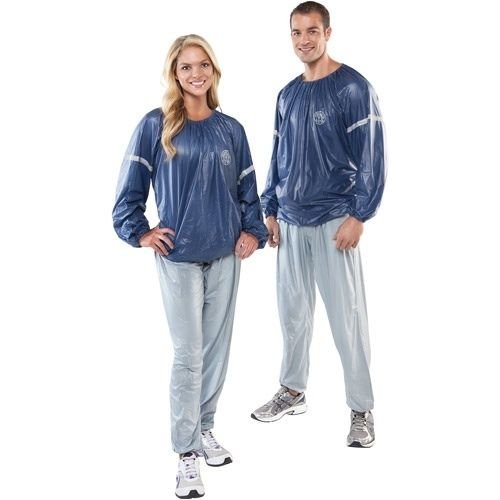"Gold's Gym Sauna Suit (size XL-XXL for 42""-50"" waist)"