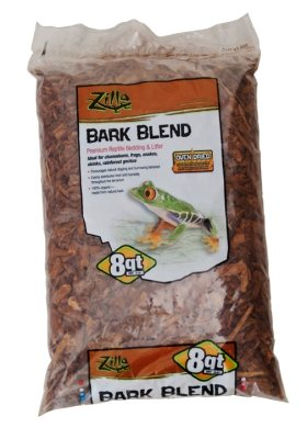 Bark Blend Premium Reptile Bedding - 8 qt Energy Savers