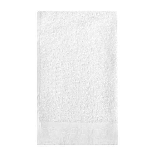Towel Fringed 11x18 Fingertip - BagzDepot (12 Pack) - 1 Dozen - Extra Soft 100 Percent Premium Cotton Velour Fringed Fingertip Towels 11