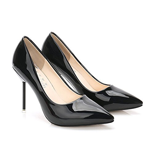 En Hauts Femmes Ggxheel Slip Aiguilles À Sexy Pour De Les Pointu Habillées Talons 35 Chaussures Dans Soirée xgXg0zR