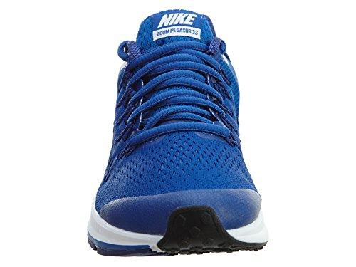 jeu gs Pegasus Azul Chaussures De Nike Gymnastique Zoom De 33 Uk Argent Photo Nero 1 Verde azul Blu Garçons Royal Bleu Métallique qwnIqXga