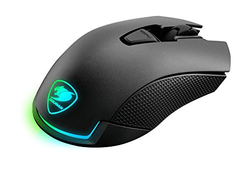 419SbBXACIL - Cougar-Revenger-Wired-USB-Optical-Gaming-Mouse-with-12000-DPI-Black-CGR-WOMI-REV
