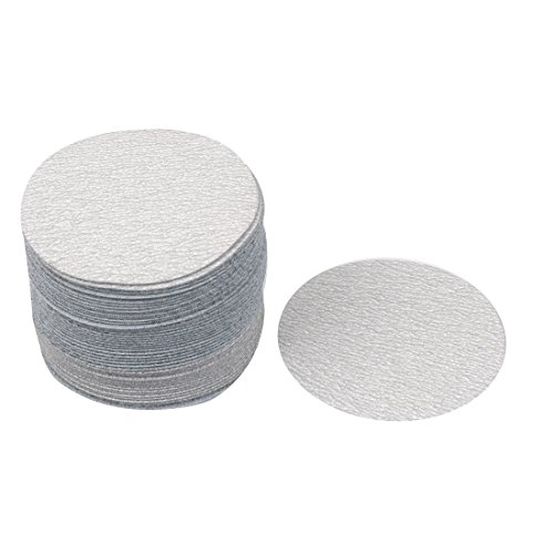 uxcell Round Abrasive Sanding Sandpaper