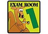CLINTON PEDIATRIC ROOM SIGNS Exam room signs Exam Room 1