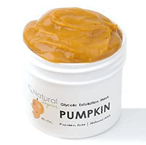 glycolic pumpkin enzyme peel masque