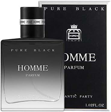 YTGOOD Pheromones For Men Pheromone Cologne Oil,Perfume Men Long Lasting Fragrance Mini Bottle Male Parfum Glass Bottle Fragrances 031 confident men [black] 30ml
