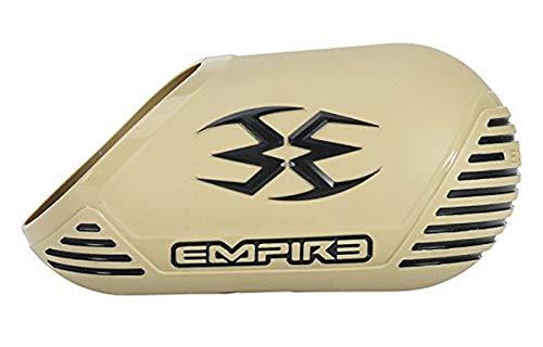 Empire Exalt Paintball Tank Cover - 68-72ci (Medium) - Black-Red-White by Empire