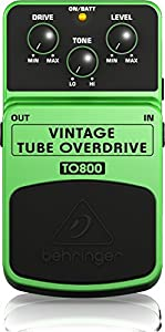 behringer vintage tube overdrive to800 musical instruments. Black Bedroom Furniture Sets. Home Design Ideas