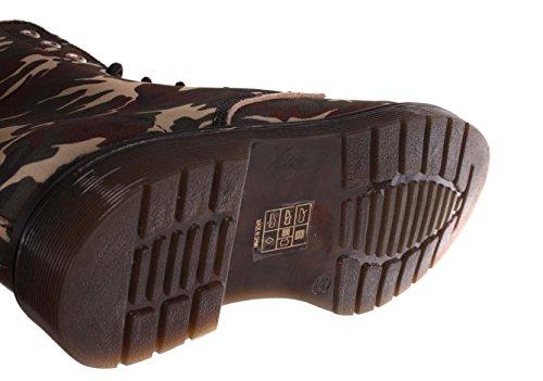 Diesel Botas Señoras Botas Camuflaje #15