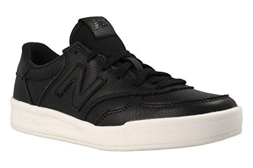 Ny Balance Dame 300 Sneaker, Blau Sort Med Hvid