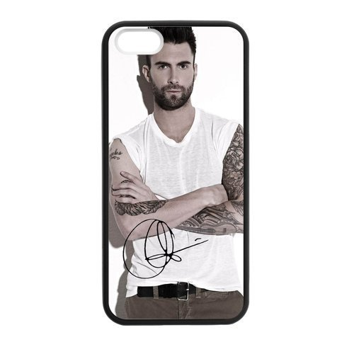 Adam Levine Signature Case for iPhone 5/5s J-15