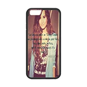 IPhone 6 Plus Cases Demi Lovato Quotes About Cutting, - [Black] Bloomingbluerose
