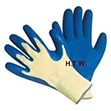 G & F 1607L Cut Resistant Work Gloves, 100-Percent Kevlar Knit Work Gloves, Make by DuPont Kevlar, Protective Gloves to Secure Your hands from Scrapes, Cuts in Kitchen, Wood Carving, Carpentry and Dealing with Broken Glass, 1 Pair, Large