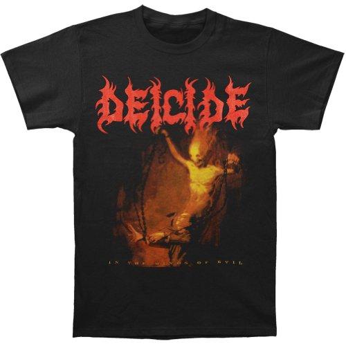 Deicide Men's In The Minds Of Evil T-shirt Black