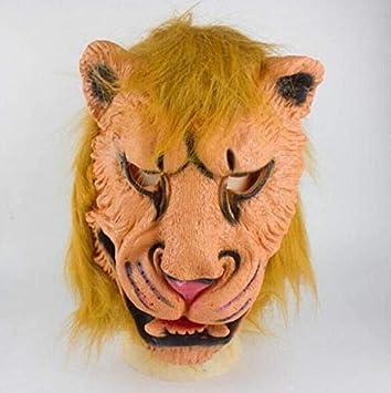 Yukun Máscara Los Animales de Halloween realizan atrezzo Las Partes Deben Tener Baile Divertido en el