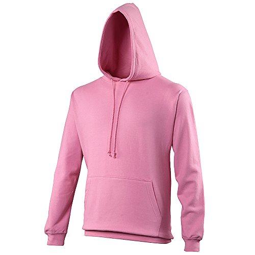 Colori Con College Diversi Cappuccio46 Disponibili Candyfloss Pink Pullover CxBoQrtdsh