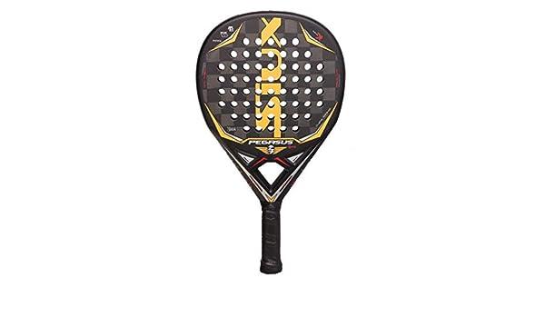 Siux Pala de Padel Pegasus Luxury: Amazon.es: Deportes y ...