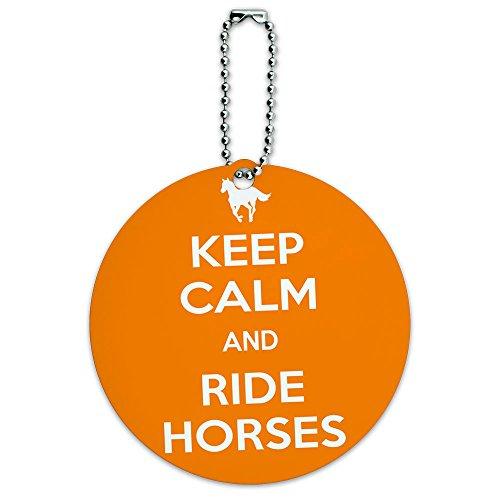 Horses Horseback Riding Luggage Suitcase