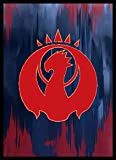 Magic The Gathering Guilds of Ravnica The Izzet Card Game Character Sleeves Collection MTGS-056 80CT