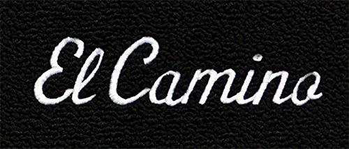 1978-1987 Chevrolet El Camino Cutpile 2pc Factory Fit Floor Mats