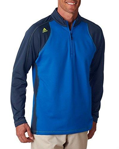 Adidas Golf A276 Adidas Mens 1/4-Zip Training Top