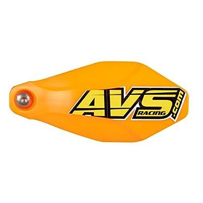 AVS Basic Protège-Main Mixte Adulte, Orange Fluorescent