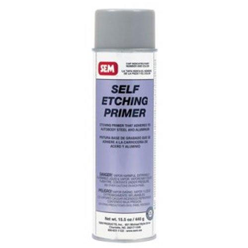 SEM 39684 Self Etching Primer, Gray, Quart