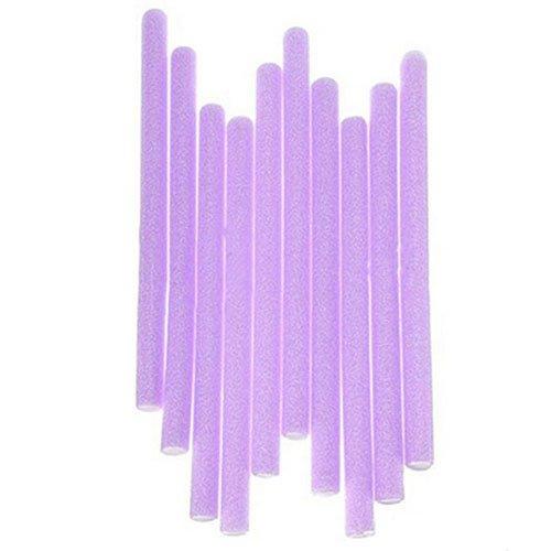 Hair stick - TOOGOO(R)10pcs Hair Curler Maker Foam Rollers Bendy Twist Curls Tool DIY Styling